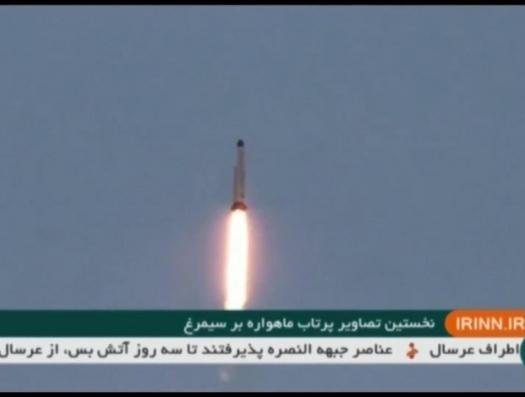 У Ирана не получилось, но он старается