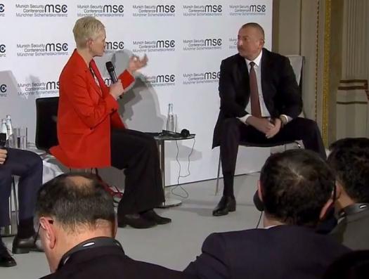Ильхам Алиев – Пашиняну: «Деоккупация, потом нормализация, затем статус Карабаха»