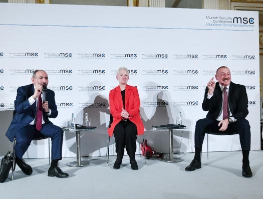 Пашинян с Ильхамом Алиевым о «последнем дне Помпеи»