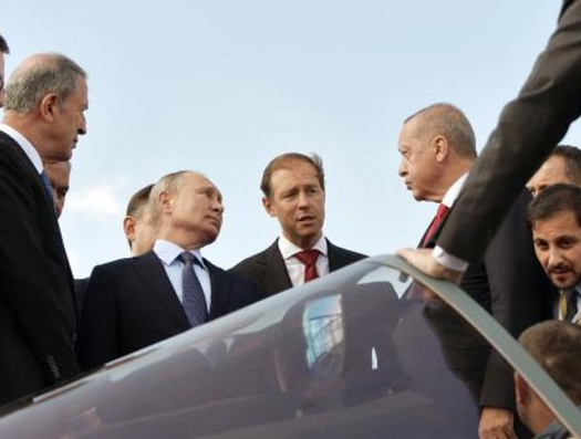 Окончательный раскол между Россией и Турцией