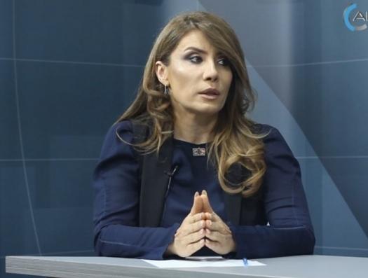 Лусине Ароян-Далакян: «Хорошо, что на помощь подоспел Тигран Великий. Но победа была за Алиевым»