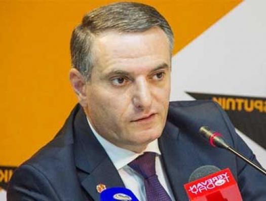 Артак Закарян: «Ильхам Алиев занял четкую позицию»