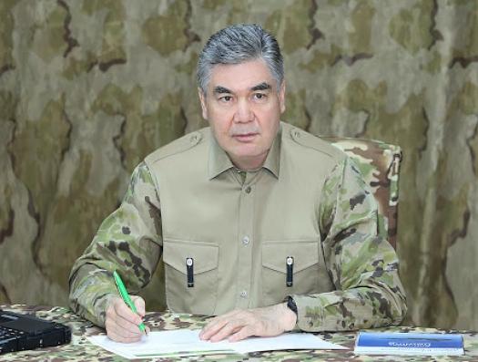 Туркменбаши пошел на силовиков: туркмены уходят к талибам