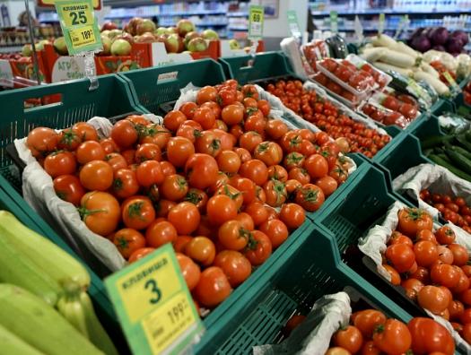 В России ажиотаж на азербайджанские помидоры?