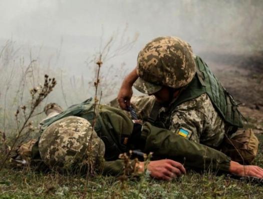 Бой в Донбассе: Москва попыталась осадить Зеленского
