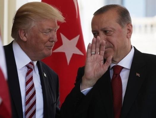 Эрдоган сверяет стрелки часов с Трампом и… идет на российские войска