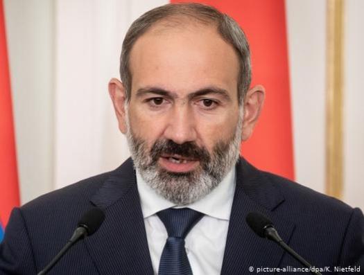 Пашинян срывает переговоры с Азербайджаном: «Никаких территориальных уступок»