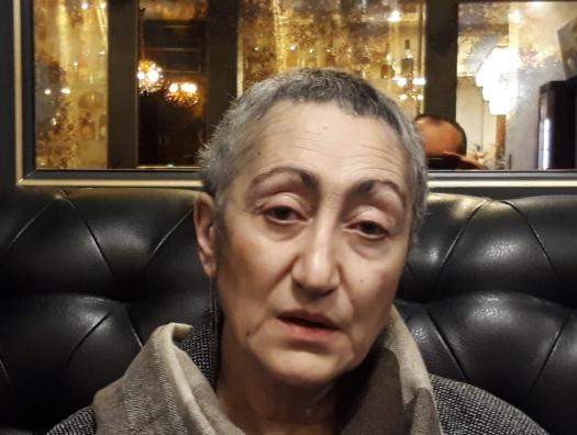 Каринэ Геворгян: «Алиев и Пашинян в разных весовых категориях»