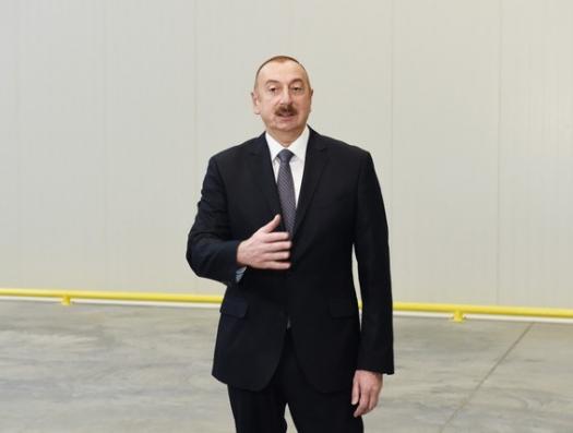 Построит ли Ильхам Алиев ЛЭП через Черное море?