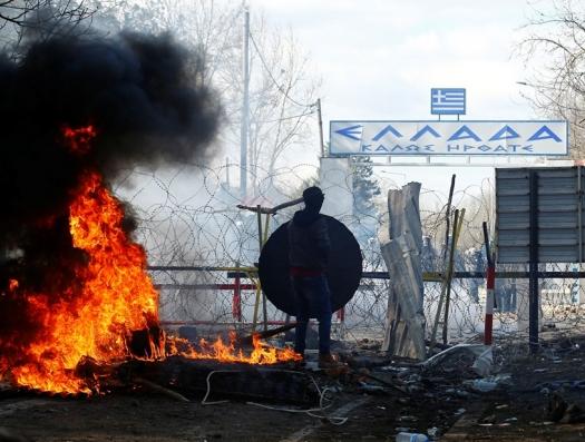 Европа играла с Анкарой… и спровоцировала кризис