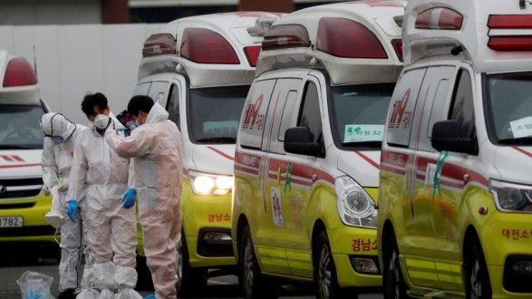 Жертвами коронавируса вКитайской республике стали 27 человек засутки, заразились 44