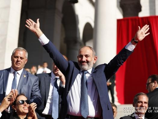 Андраник Мигранян: «Армянский народ должен избавиться от проходимца Пашиняна»