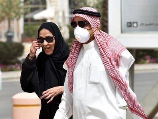 И даже в жаркой Саудовской Аравии бушует коронавирус