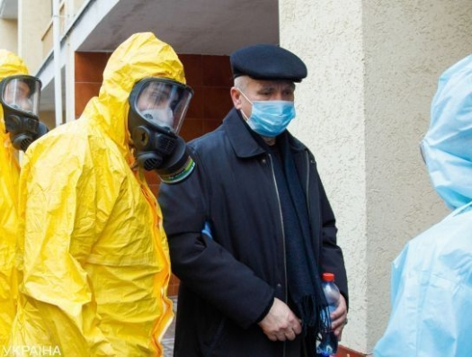 Хроника коронавируса: есть 250 000  больных и 10 000 погибших