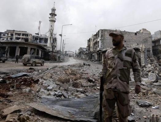 Это не сон: «В Сирии безопаснее, чем в Лондоне, Милане, Мадриде»