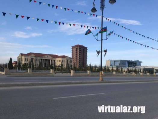Жизнь Азербайджана под коронарежимом: улицы обезлюдели, кафе и чайханы закрыты