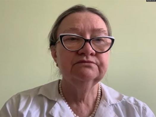Профессор Алла Мироненко: «До спада коронавируса еще далеко»