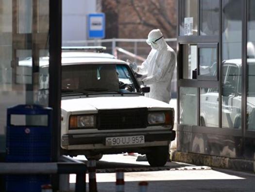 Ещё у 64 граждан Азербайджана обнаружили коронавирус