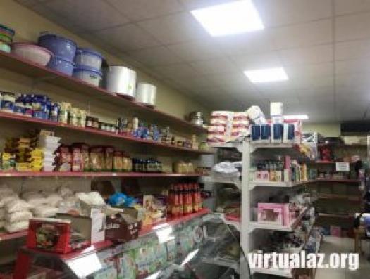 Коронарежим в селе Пиремсен: дефицита нет, но лимиты на муку
