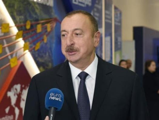 Ильхам Алиев идет на опережение