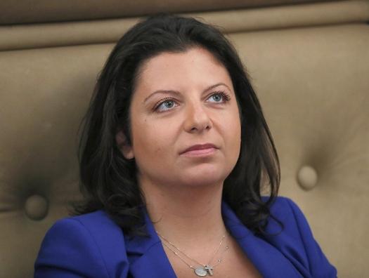 Необыкновенный фашизм Марго Симоньян
