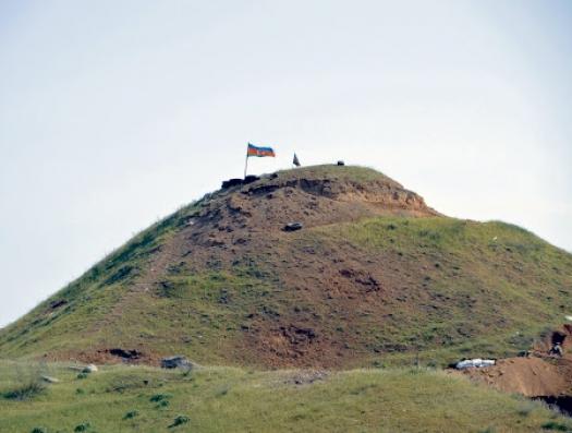 Бывший «министр обороны» «НКР»: «В апреле 2016-го Армения потеряла не 800 гектаров, а 2300»