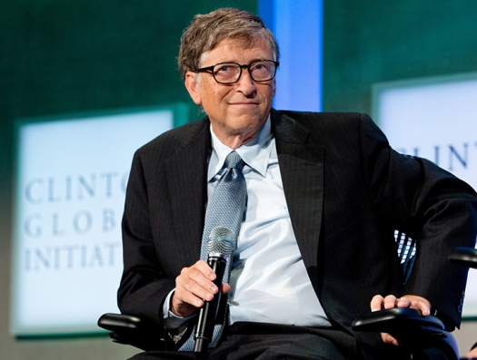 Билл Гейтс намерен извести род людской?
