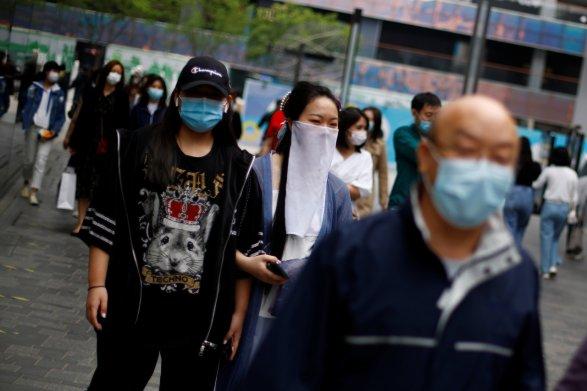 ВКитайской народной республике  произошла локальная вспышка коронавируса