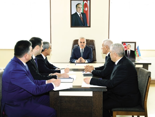 Уволен премьер-министр Нахчывана