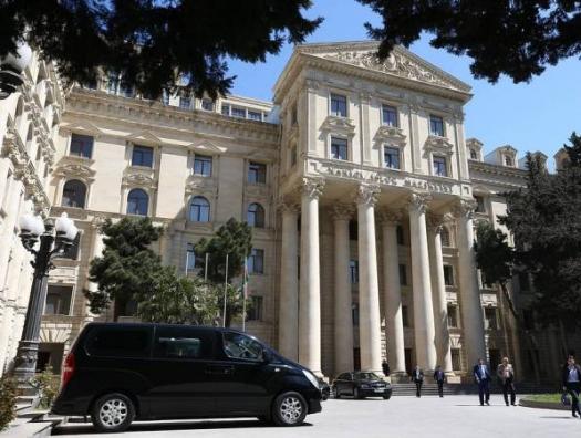 МИД Азербайджана о «выборах» и «инаугурации» в оккупированном Карабахе