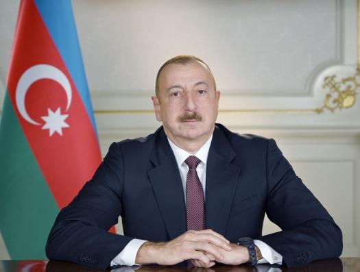 Ильхам Алиев назначил главу молодежной организации ЙАП главой Агстафы