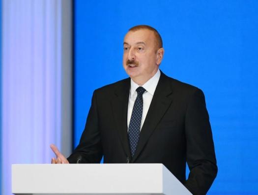 Ильхам Алиев: «Это была самая грязная и коррумпированная сфера»
