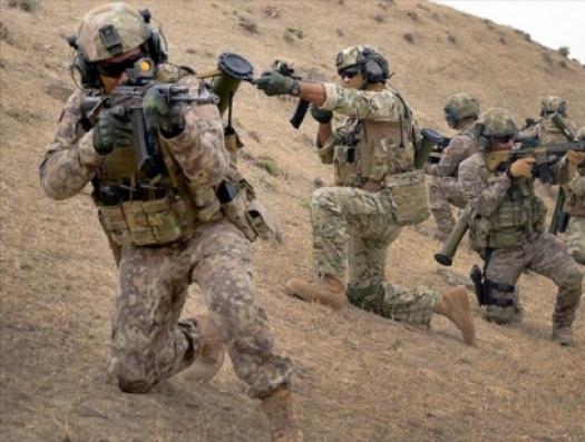 Минобороны Армении о продвижении азербайджанского спецназа