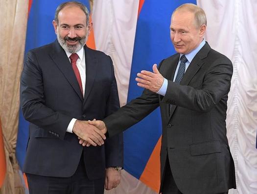 У Путина свои планы на Армению