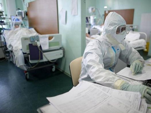 Беспрецедентное количество заболевших и умерших от коронавируса в Армении