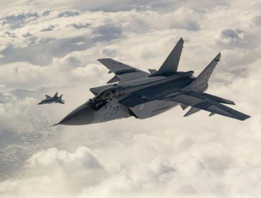 МиГи атакуют турецкие корабли в Ливии