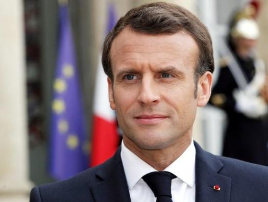 Макрон: Франция будет работать беспристрастно для справедливого урегулирования карабахского конфликта