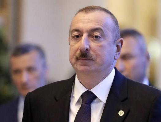 Ильхам Алиев: «Армяне стояли перед Гейдаром Алиевым по стойке смирно»