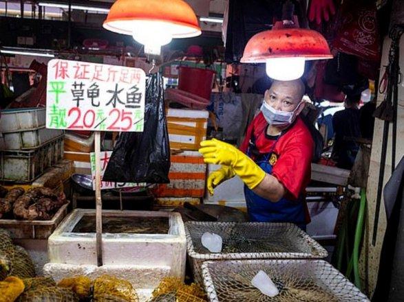 В КНР признались, что рынок диких животных небыл источником коронавируса