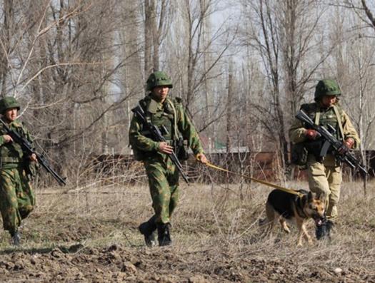 Узбекистан, Киргизия и Таджикистан стреляют друг в друга