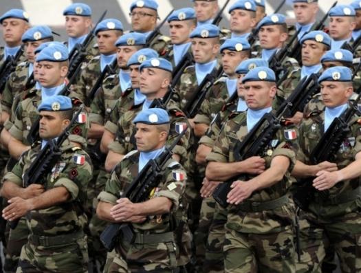 Французская армия всех сильней?