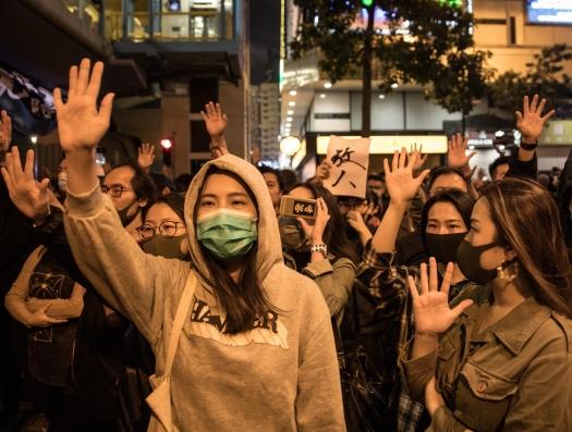 Полная победа Пекина в Гонконге
