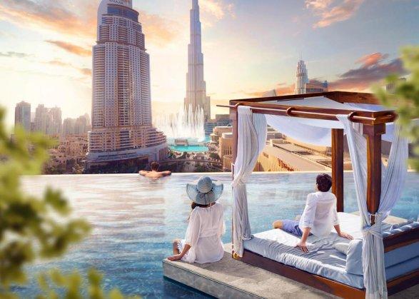 Дубай начнёт принимать иностранных туристов в июле: дата