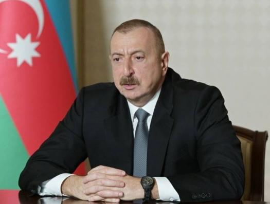 Ильхам Алиев: «Президент сбежал… Это трусость, предательство и дезертирство»