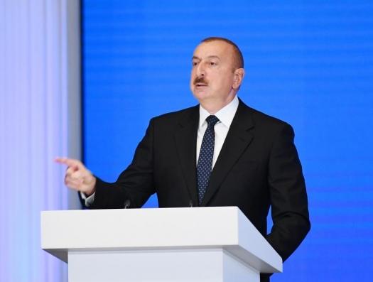 Ильхам Алиев: «Во главе контрабанды сигарет стоит сам премьер-министр Армении»