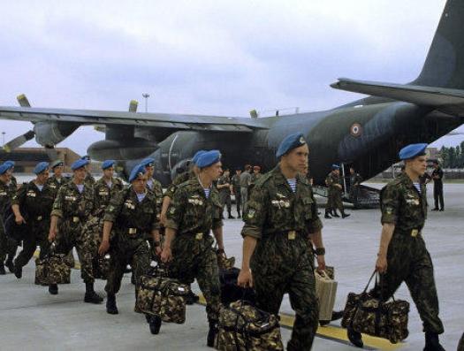Россия расширяет военное присутствие в Кыргызстане