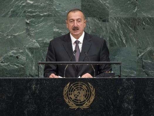 130 государств поддержали инициативу Ильхама Алиева