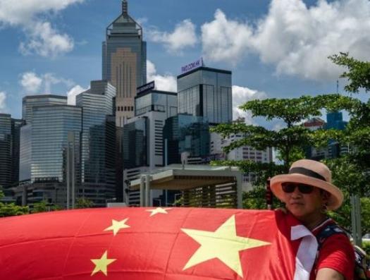 Гонконга больше нет. Есть Сянган