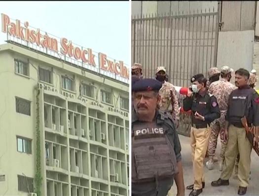 Атака на биржу: сепаратисты выходят из спячки