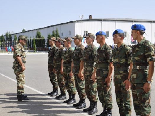 И войсковые части армии привлечены к патрулированию Баку